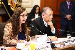 Comisión de Constitución rechaza que Poder Judicial levante inmunidad a congresistas