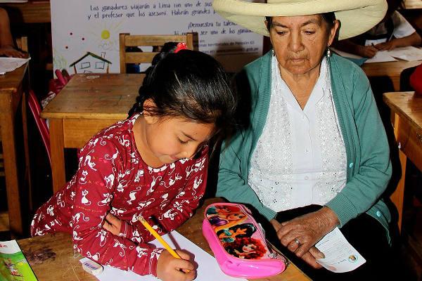 """Concurso """"Los abuelos ahora"""": Se amplía el plazo de inscripción de escolares"""
