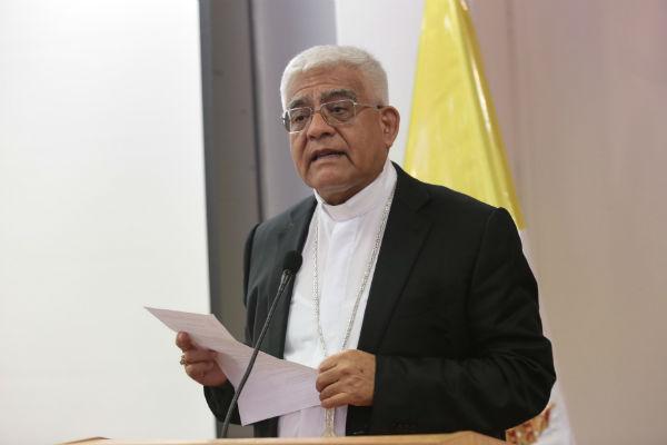 Conferencia Episcopal Peruana se pronuncia ante crisis política del país