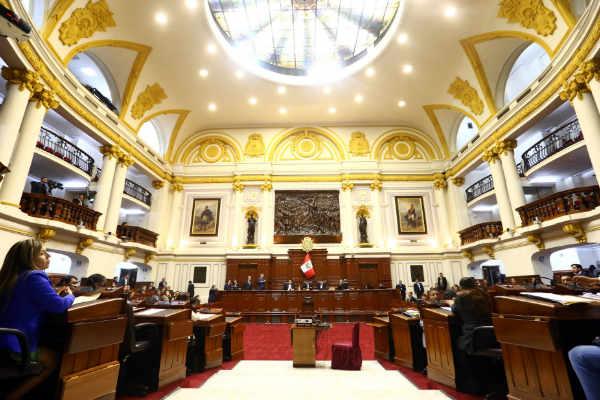 Congreso aprueba Presupuesto del Sector Público para el 2018