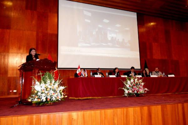 Corte de Ventanilla ofrece conferencia internacional sobre Derecho Procesal