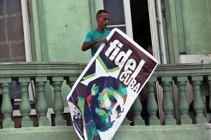 Comienzan actos oficiales para despedir a Fidel Castro
