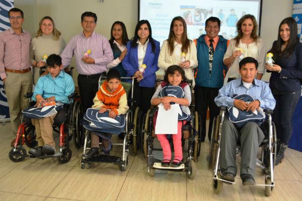 Día del Niño: Educación dirigida a menores hospitalizados