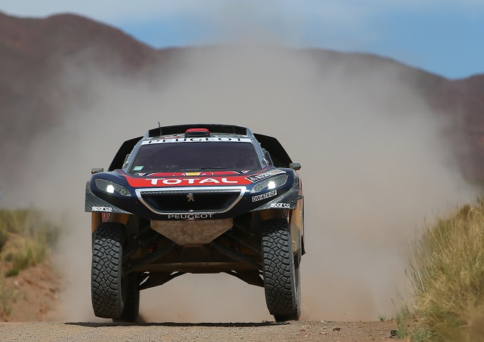 Dakar 2017 arranca oficialmente desde Paraguay