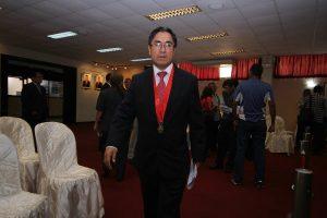 Caso CNM: Retiran a César Hinostroza de Sala Suprema que presidía