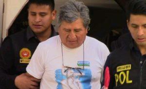 Huancayo: detienen a manifestante por presunta apología del terrorismo