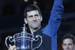 Novak Djokovic ganó su tercer US Open