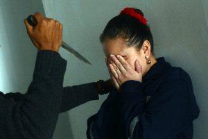 Chosica: Sujeto acuchilla a su expareja porque se negó a retomar la relación [VÍDEO]