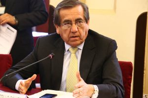 Jorge Del Castillo llama a la sensatez política