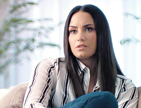 Demi Lovato aseguró haber tenido una experiencia «hermosa e increíble» con extraterrestres