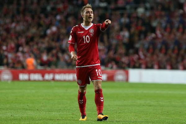 Dinamarca vence a México (2-0) y queda lista para tope con Perú