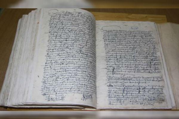 Protegen documento más antiguo del Perú