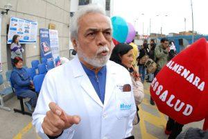 """Carlos Chamán Ortiz: """"Necesitamos que aumenten los donantes de órganos"""""""