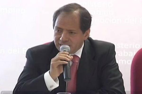 Edgar Quispe: Alcaldes saludan la designación del nuevo director de la ARCC