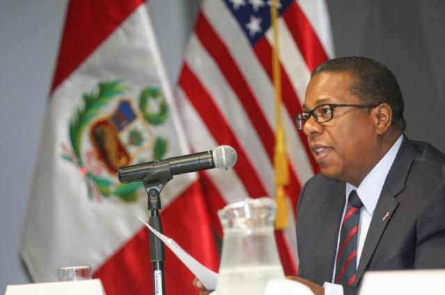 EE. UU. entregó ayuda por US$ 1'500,000