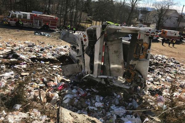 EE.UU.: Accidente de tren en el que viajaban legisladores deja un muerto