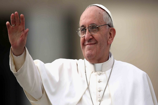 El Papa llamó a un programa de TV