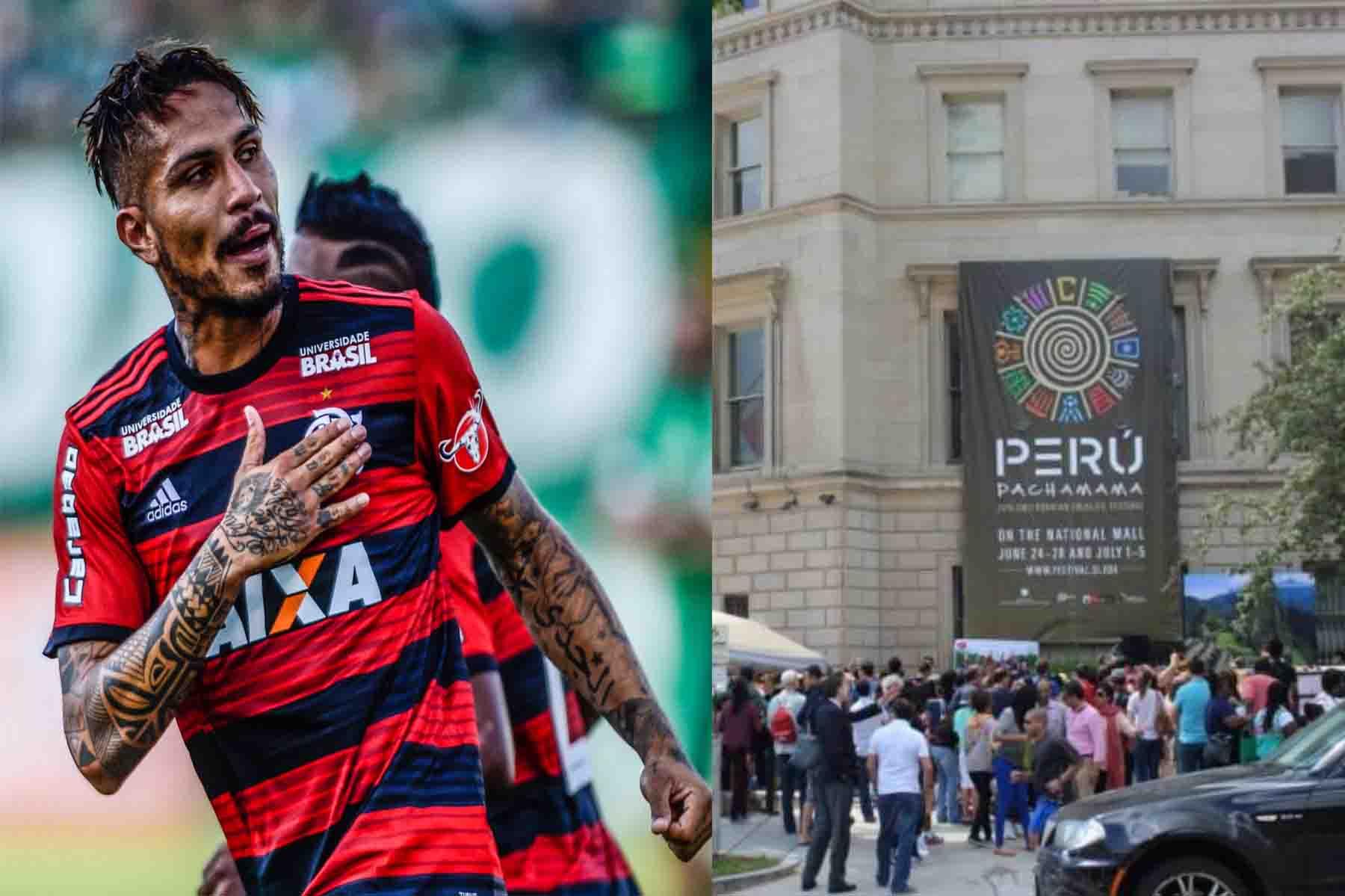 Paolo Guerrero: Embajada de Perú en EE.UU envió su apoyo condicional al capitán
