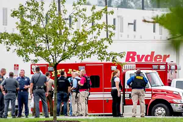 Estados Unidos: Tiroteo en Maryland deja tres muertos