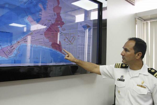 La población cercana al mar tiene 20 minutos para evacuar