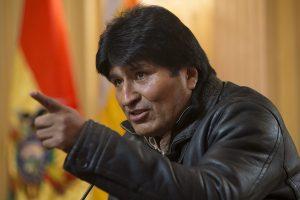 Bolivia: Roban la medalla y banda presidencial de Evo Morales