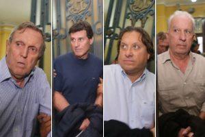 Exsocios de Odebrecht en Perú son trasladados al penal Ancón I