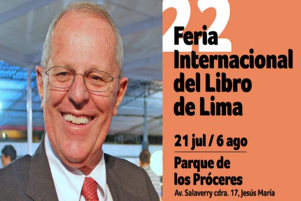 FIL Lima 2017: PPK inaugurará el evento