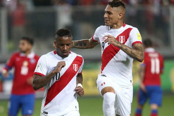 Perú vs. Suecia: Dupla Farfán-Guerrero es la novedad en último amistoso [EN VIVO]