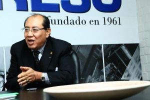"""Fernando Calle: """"Renuncia de PPK no soluciona el tema de fondo"""""""