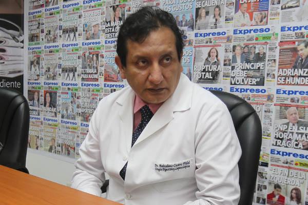 Más del 30 % de la población sufre de cálculos vesiculares