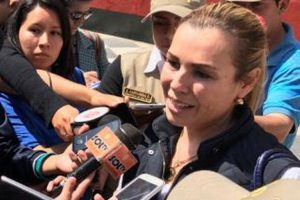 Fiorella Molinelli: Fiscalía formaliza investigación preparatoria por caso Chinchero
