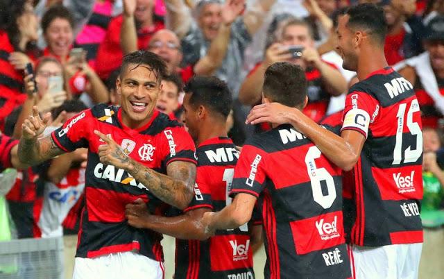 Flamengo de Paolo Guerrero fichará a un nuevo atacante