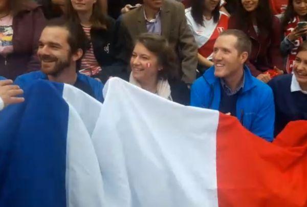 Rusia 2018: Ciudadanos franceses se reúnen en la asociación Alianza Francesa de Miraflores