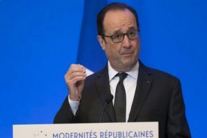 Hollande: que el embargo a Cuba se levante definitivamente