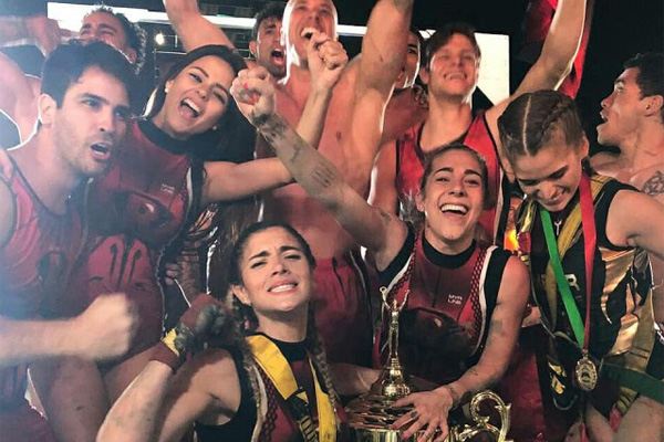 Combate: La Fuerza Roja ganó la final de la temporada