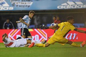 Pedro Gallese: FIFA lo elige el mejor jugador de la fecha