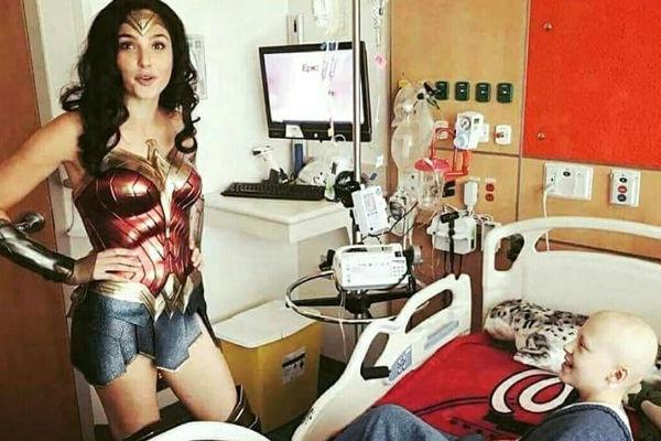 Gal Gadot es una verdadera 'Mujer maravilla'