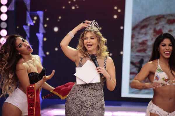 Gisela Valcárcel: Se acaba el 'show'