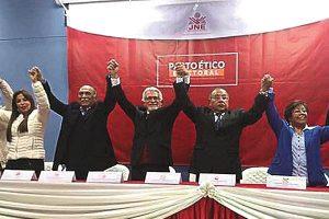 Candidatos al Gobierno Regional lanzarán propuestas en debate