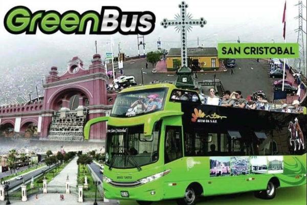 Cerro San Cristóbal: Esto es lo que se sabe sobre 'Green Bus'