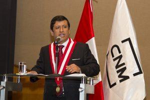 CNM buscará fortalecer el sistema judicial en el Perú