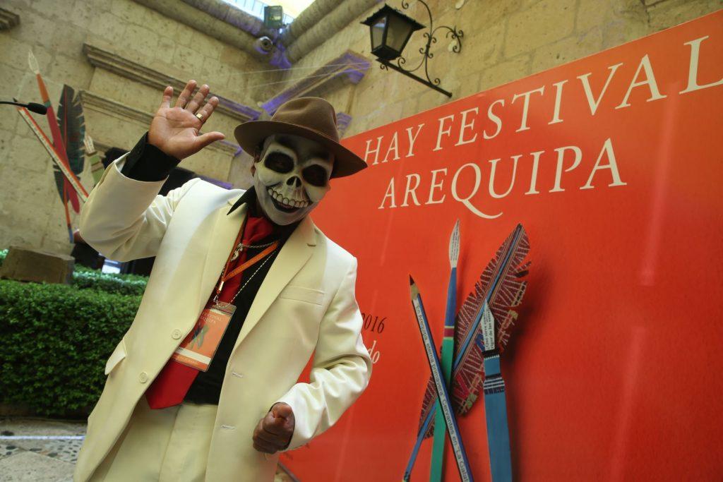 Arequipa: «Hay Festival» atrajo a más de 18.000 asistentes