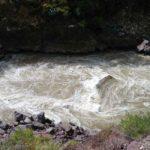 Huancavelica: Familia muere ahogada en el río Mantaro