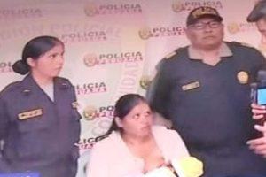 Huaycán: Encuentran bebé que habría sido raptada por falsa trabajdora social