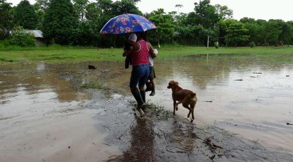 Loreto: Pobladores temen inundaciones por aumento de río Shanusi