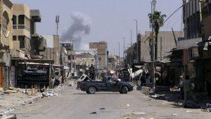 ISIS: 55 yihadistas abatidos al querer huir por el río Tigris