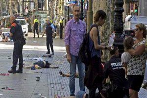 Atentado en Barcelona: ISIS reivindica autoría