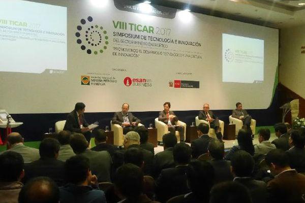 Simposium IX TICAR 2018: Tendencias tecnológicas del sector minero-energético