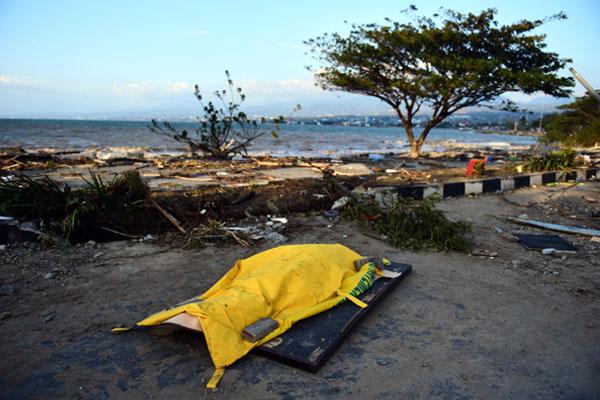 Indonesia: 385 muertos y 540 heridos tras terremoto y tsunami