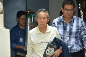 """Carlos Chipoco: """"Sentencia de la Corte IDH podría revocar el indulto"""""""